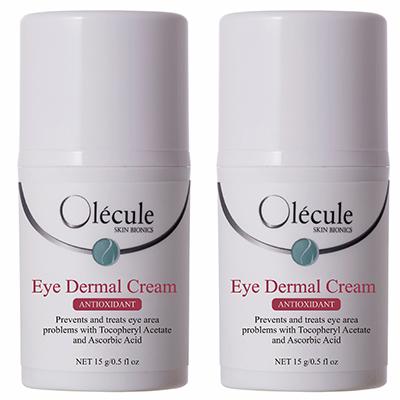 Olecule奧樂分 抗老化完善眼霜 第二件半價