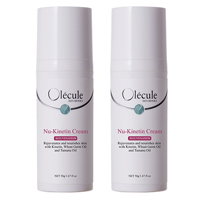 Olecule奧樂分 滋養再造活膚乳霜 第二件半價