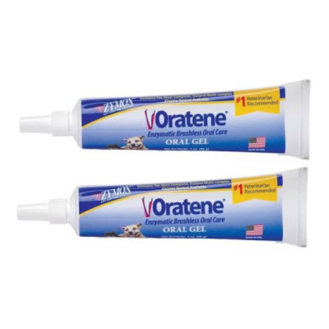 Oratene 三酵合一口腔軟膏 2入組