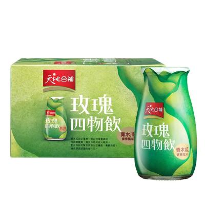 天地合補 青木瓜四物飲(6瓶/盒,共2盒)