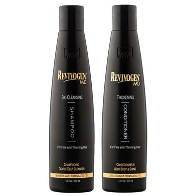 Revivogen立髮健 亞洲髮質專用洗護組