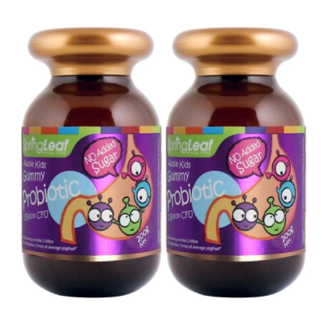 綠芙特級 巴司益生菌軟糖(葡萄) 2入組