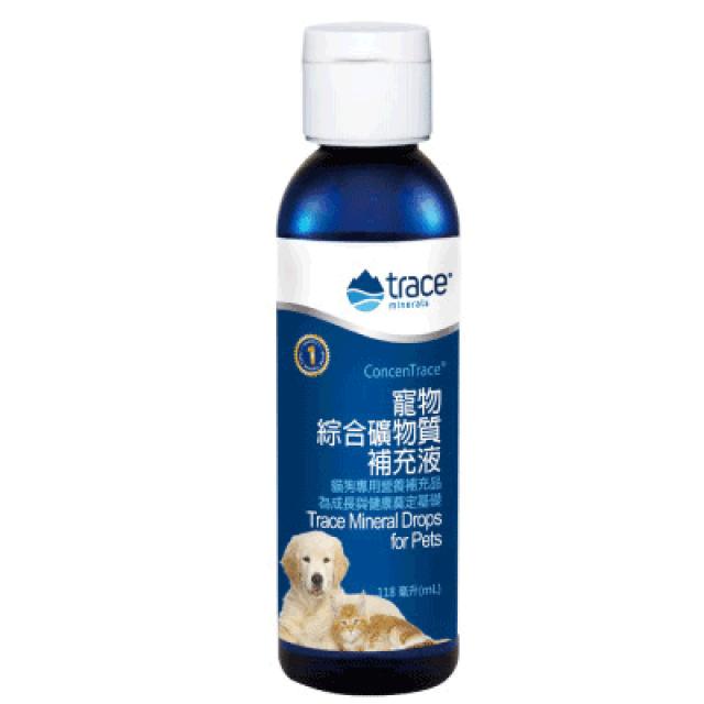 萃思鎂 寵物綜合礦物質補充液 118 ml
