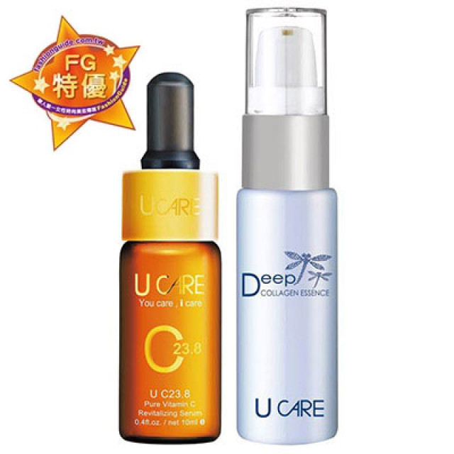 U CARE C23.8高濃縮純液 膠原版