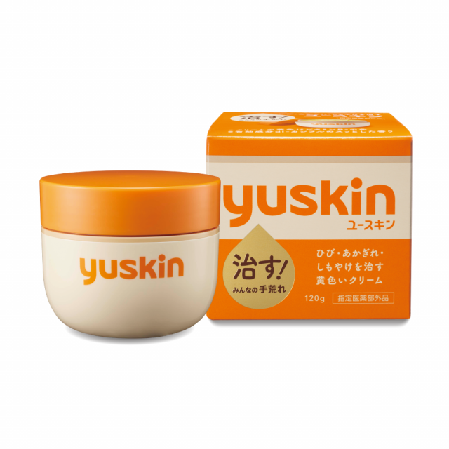 Yuskin悠斯晶  乳霜 120克