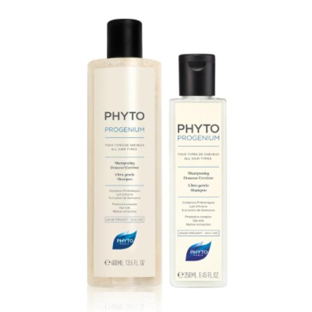 PHYTO髮朵 聰明平衡能量洗髮精 買大送小