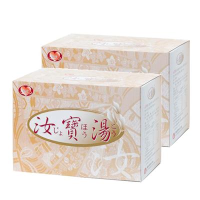 福迪 汝寶湯(27包入)2盒優惠組