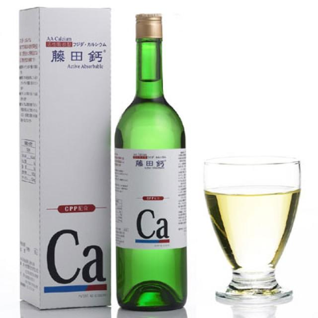 AA鈣杏懋 藤田鈣液劑