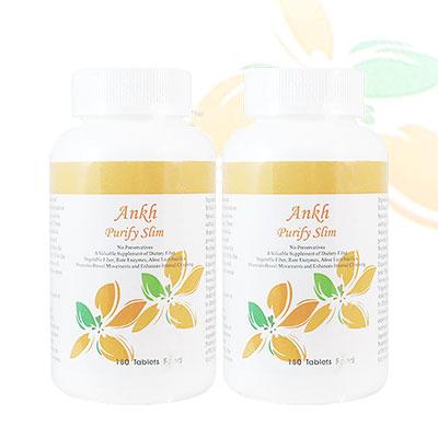 Ankh安蔻 淨體素2瓶組(加送安蔻淨體素隨身包6包)