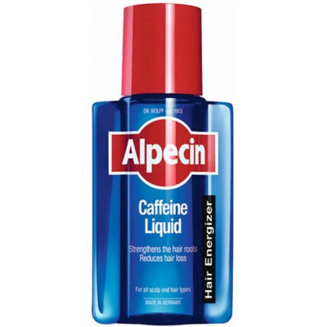 Alpecin 咖啡因頭髮液 200ml