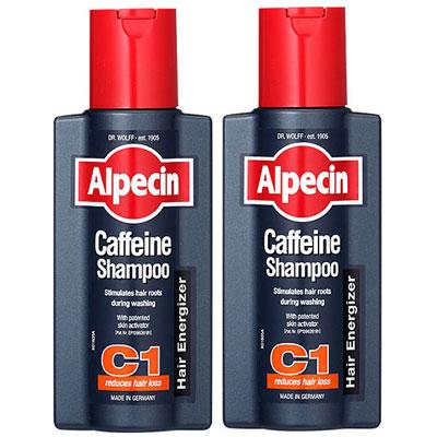 Alpecin 咖啡因洗髮露二入組(250ml*2)