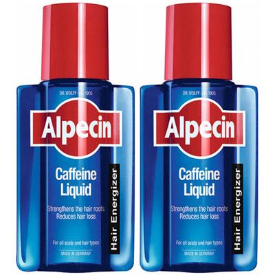 Alpecin 咖啡因頭髮液2入組(200ml*2)