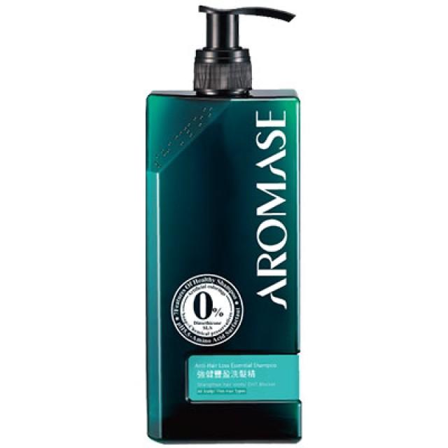 Aromase艾瑪絲 強健豐盈洗髮精-高階版 400ml