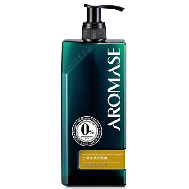 Aromase艾瑪絲 去屑止癢洗髮精-高階版