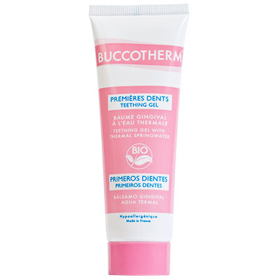 Buccotherm健口泉 嬰兒滋養牙膏(不含氟)