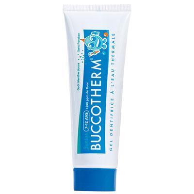 Buccotherm健口泉 7-12歲兒童潔淨牙膏(葉綠素淡薄荷味)