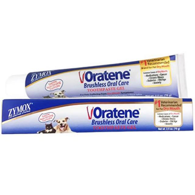 Oratene 白樂汀三酵合一潔牙軟膏70g (寵物專用)