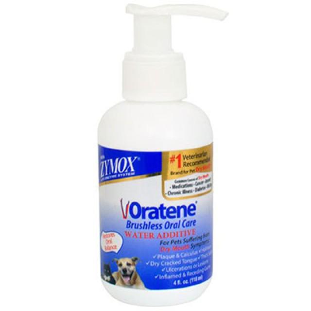 Oratene 白樂汀三酵合一飲水潔牙劑115ml(寵物專用) (短效出清,末效期至2020/09)