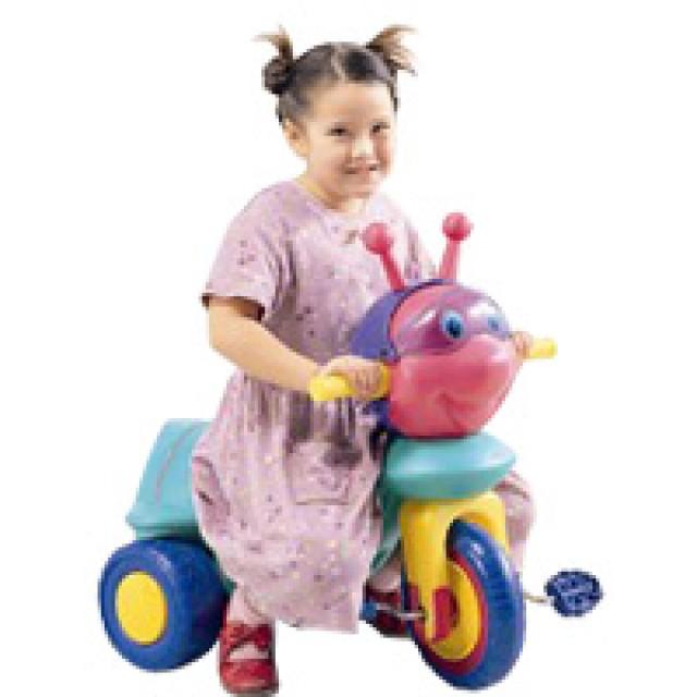 親親玩具 蜜蜂三輪車(全面75折)