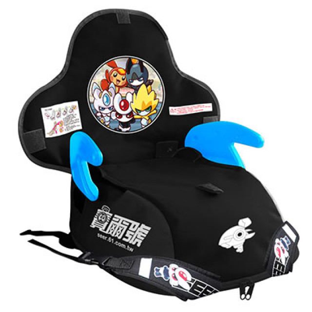 親親玩具 兒童安全座椅(背包型)(全面75折)