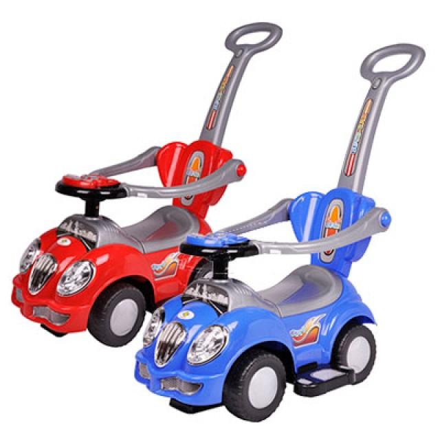 親親玩具 兩用汽車學步車(全面75折)