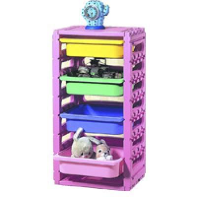 親親玩具 單排組合櫃(全面75折)