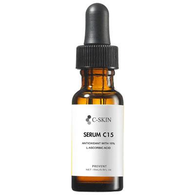 C-Skin杜克 精華液15% 15ml(送杜克3入體驗組)