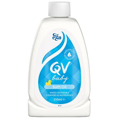 Ego意高 QV嬰兒呵護沐浴油