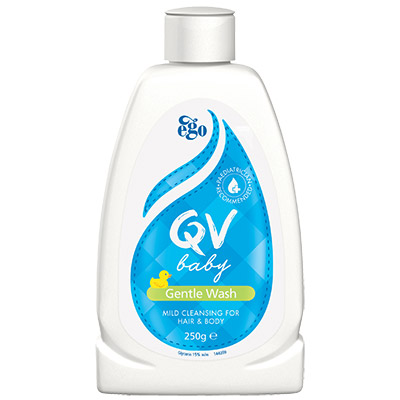 Ego意高 QV嬰兒呵護潔膚乳