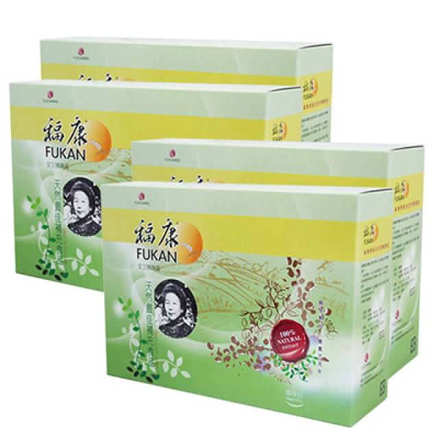 莊淑旂博士 福康4盒組