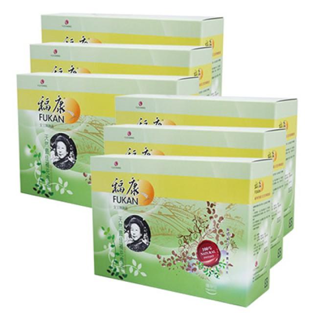 莊淑旂博士 福康6盒組