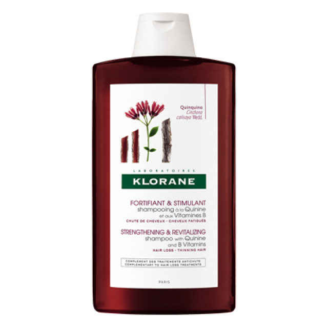 KLORANE蔻蘿蘭 養髮洗髮精 400ml(送蔻蘿蘭體驗品 25ml*3)
