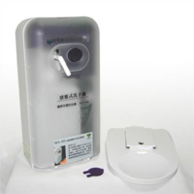 MA-101 複合式自動給皂/噴霧消毒機