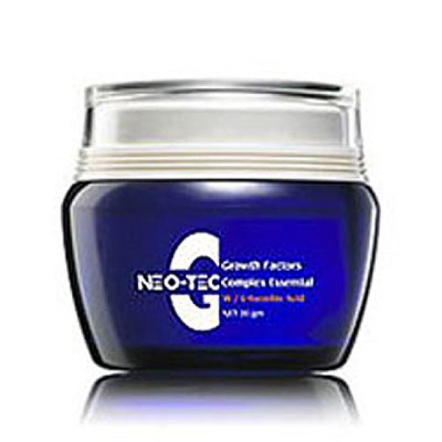 NEO-TEC妮傲絲翠 賦活因子青春瓷顏精華霜(加贈NEO-TEC 高效潤膚凝露 15ml)
