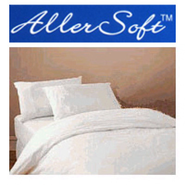 美國AllerSoft 100%全棉編織床墊套