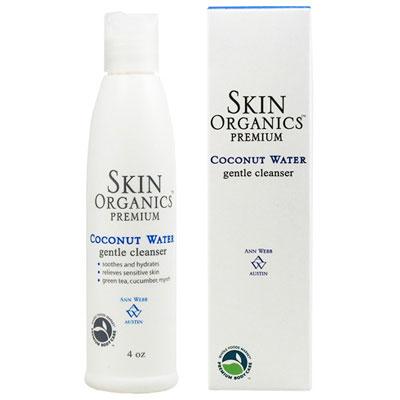 Skin Organics 椰子沁涼潔面乳