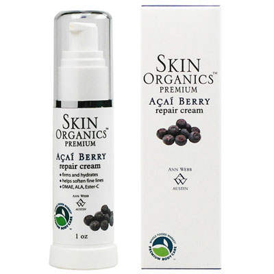 Skin Organics 左旋C DMAE極效緊緻修護霜