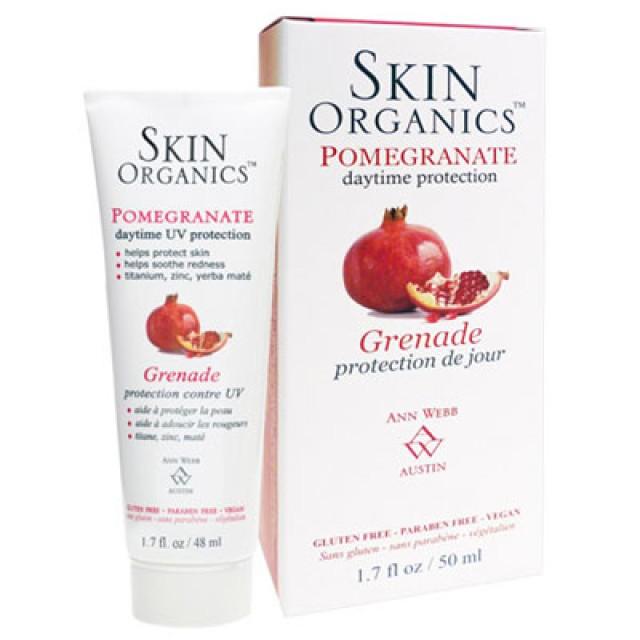 Skin Organics 紅石榴元素保濕防護霜