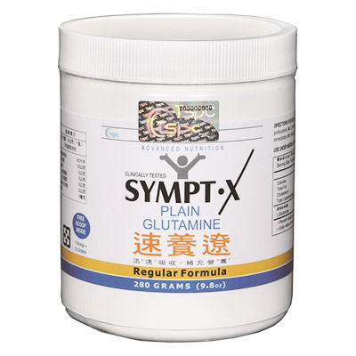Sympt-X 速養遼(左旋麩醯胺酸) 280g