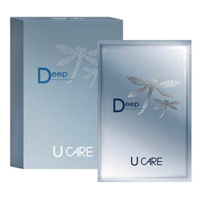 U CARE 深海魚子賦活抗皺眼膜(送U CARE體驗包)