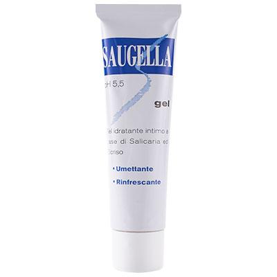 Saugella賽吉兒 高效修護保濕凝膠(日用型)(送賽吉兒體驗包5包)