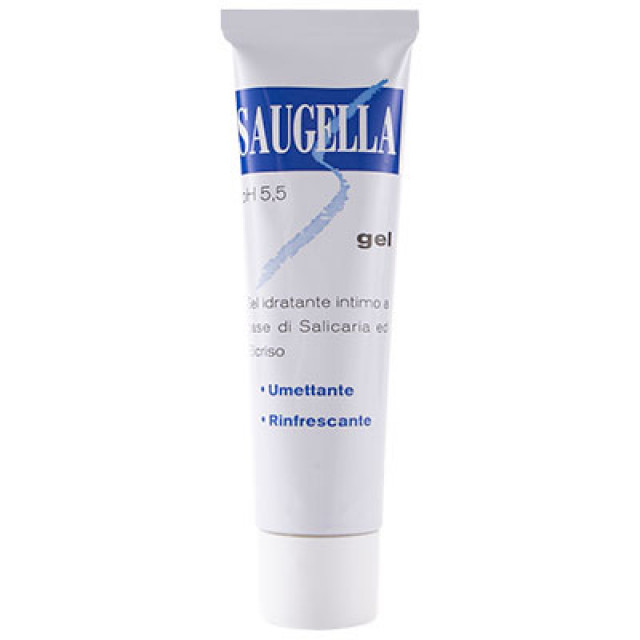 Saugella賽吉兒 高效修護保濕凝膠(日用型) (短效出清,末效期至2020/07)