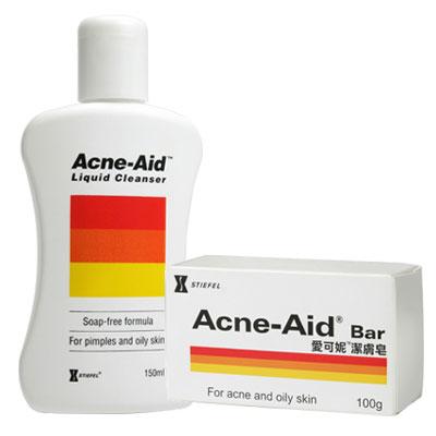 Acne-Aid愛可妮 經典抗痘組