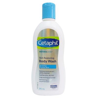 Cetaphil舒特膚 AD益膚康修護潔膚乳(原AD異膚敏修護潔膚乳)(8折優惠)