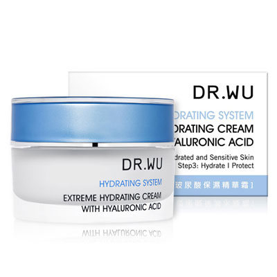 DR.WU达尔肤 玻尿酸保湿精华霜30ml