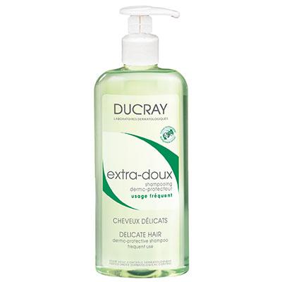 DUCRAY護蕾 溫和保濕洗髮精-基礎型(400ml)