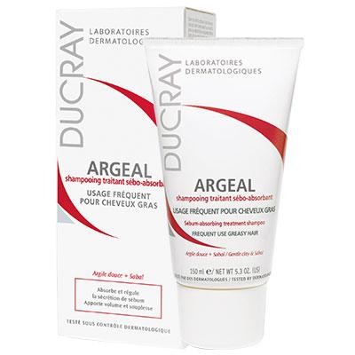 DUCRAY護蕾 鋸棕櫚控油洗髮霜 150ml (外盒NG短效出清,效期2019/04)