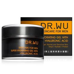 DR.WU达尔肤 男士高效保湿水凝露