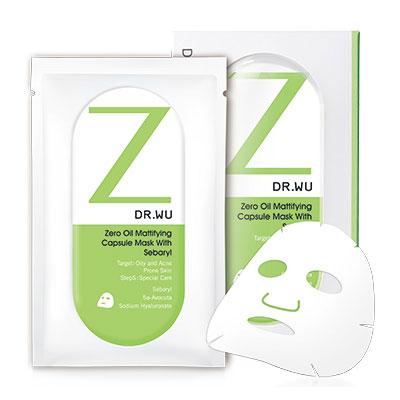 DR.WU達爾膚 零油光膠囊面膜-Z