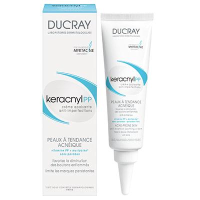 DUCRAY護蕾 淨化毛孔精華 30ml 二入組